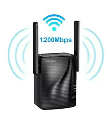 Rock Space AC1200 DUAL BAND WiFi Signal Network Repeater Extender RSD0608