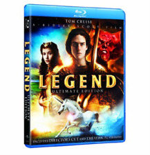 CRUISE,TOM-LEGEND (ULTIMATE EDITION) Blu-Ray NEW