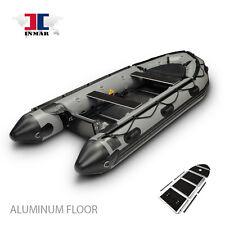 "17' 6"" (530-PT) INMAR Patrol Inflatable Boat - Dive / Fish / Scuba - Alum floor"