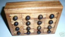 Apothecary Chest wood brain teaser puzzle wooden