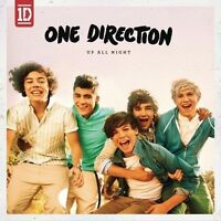 ONE DIRECTION Up All Night CD BRAND NEW