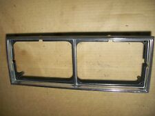GRAND PRIX HEADLIGHT BEZEL TRIM RH PONTIAC 86