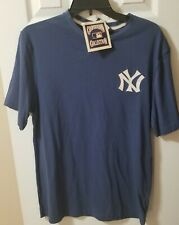 New York Yankees Shirt Men's Size Small Fanatics Cooperstown Collection New S