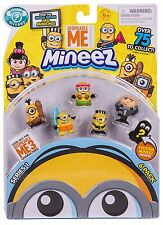 Despicable Me Deluxe Character Pack MINEEZ minion made SERIES 1 -moose toys