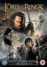 Lord of The Rings The Return of The King 5051892193443 With Ian McKellen DVD