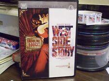 West Side Story / Moulin Rouge  (2 DVD set, 2014)  Natalie Wood  Nicole Kidman