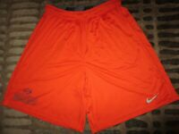 Florida Gators Football Team Players Nike Training Workout Shorts 2XL 2X