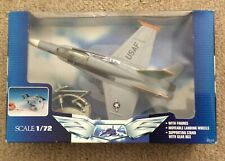USAF 1/72 Air-Plane F-18 with Display Stand.