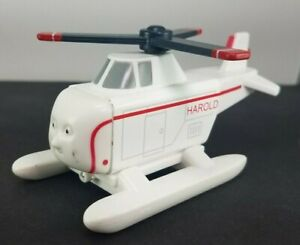 Thomas & Friends Wooden Railway Harold the Helicopter 2551WJ00 Chopper White Red