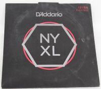 D'Addario Satz E-Gitarrensaiten NYXL 12-54 Electric Carbon Steel Stärke Jazz NEU