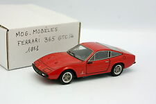 MOG Modeles 1/43 - Ferrari 365 GTC 4 1971