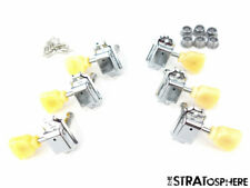 NEW Ping Vintage 3x3 Keystone TUNERS for Gibson Les Paul SG Chrome SPEC-LP1-C