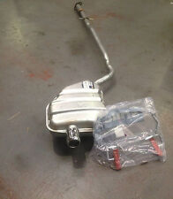 BMW MINI One, Cooper [R50][R52] Back Box With Body Band And Rubbers