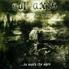 "Sol Axis ""…to mark the ages"" Black-Metal (NEU / NEW)"