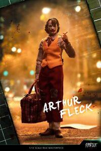 The Patriot Studio 1/12th The Joker Arthur Fleck 6'' Action Figure Toy Gift