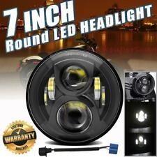 DOT 7 inch LED Headlight Motorcycle fit for Harley Aprilia Yamaha Suzuki Triumph