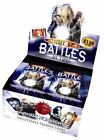 Doctor Who Battles in Time Ultimate Monsters Trading Cards SEALED box of 32