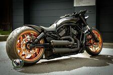 Jack Lomaxx Sleek Airboxcover Harley Davidson VRSC VRod V-Rod Nightrod ORGINAL