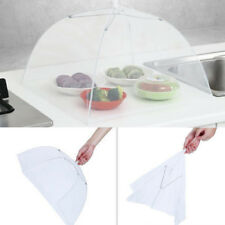 1 Large Pop-Up Mesh Screen Protect Food Cover Tent Dome Net Umbrella Picnic NEW