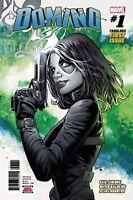 DOMINO #1 MARVEL COMICS COVER A 1ST PRINT x-men