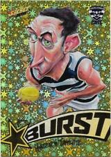 2018 Footy Stars Starburst Caricature YELLOW (SBY27) Harry TAYLOR Geelong