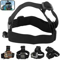 Adjustable Elastic Head Strap Mount Holder For Gopro Hero 7 6 5 4 Action Camera