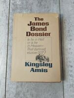 The James Bond Dossier by Kingsley Amis (First Edition) 1965