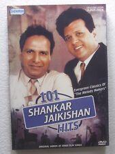 101 Shankar JaiKishan Hits Video Songs 3 DVD India Bollywood