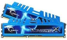 G.SKILL Ripjaws X Series 16GB 2x8GB 240-Pin DDR3 SDRAM DDR3 1600 Desktop Memory