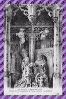 CPA 01 - BOURG - Eglise de BROU - la nativité