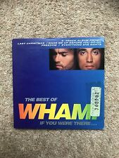 George Michael / Wham! – The Best Of Wham! If You Were There...  promo CD