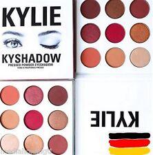 1 Set Kylie Jenner KYShadow BURGUNDY Palette Lidschatten Neu und OVP