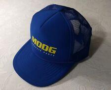 VTG MOOG NISSIN Mesh Snapback Trucker Hat Auto Parts Chassis Blue Phillipine