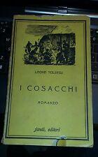 I cosacchi-leone tolstoj-jandi editori roma 1944