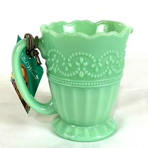 The Pioneer Woman Creamer Pitcher Timeless Beauty Jade Green 4.25 in tall