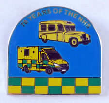 Enamel Services Medical/Nursery/Red Cross Collectable Badges