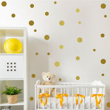 Big & Small Circle Dot Art Home DIY Room Interior Wall Stickers Mural Decoration