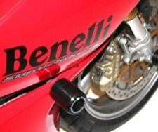 BENELLI TORNADO 900 TRE 2003 > 2006 R&G CLASSIC CRASH PADS / FRAME SLIDERS