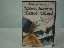 How to Make a Native American Dance Shawl
