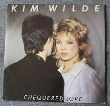 Kim Wilde, chequered love / shane, SP - 45 tours  Import