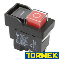 Tormek Button Switch Suitable for New T-3 T-4 & T-7 Series DT800504