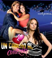 Un Gancho Al Corazon . Telenovela Mexicana 44 Dvds