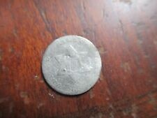 1853 Silver Three-Cent Piece