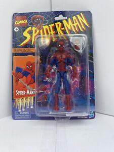 """🔥 Marvel Legends Retro Classic SPIDER-MAN 6"""" (E9317)🔥"""