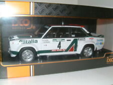 1/18 FIAT 131 ABARTH 1978 PORTUGAL RALLY #4 MARKKU ALEN . IXO, GROUP 4 WRC