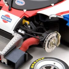 Exoto 1:18 | 1988 Calsonic Nismo Nissan R89C | 24 Hours of Le Mans | Works Team