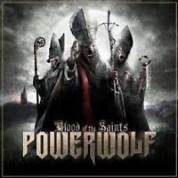 "POWERWOLF ""BLOOD OF THE SAINTS"" CD NEW+"