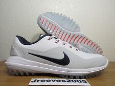 Nike Lunar Control Vapor 2 Golf Shoes Sz 9 100% Authentic 899633 102