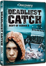 Deadliest Catch - The Best Of Series 2 - DVD - BRAND NEW SEALED