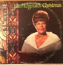 Ella Fitzgerald - Ella Fitzgerald's Christmas - SM-11832, Vintage Vinyl LP, NM